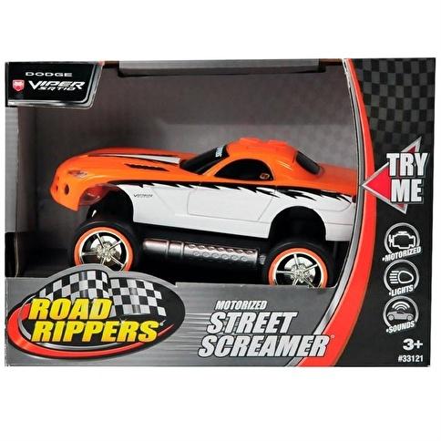 Road Rippers Road Rippers Sesli Ve Işıklı Motorlu Araçlar Dodge Viper Renkli